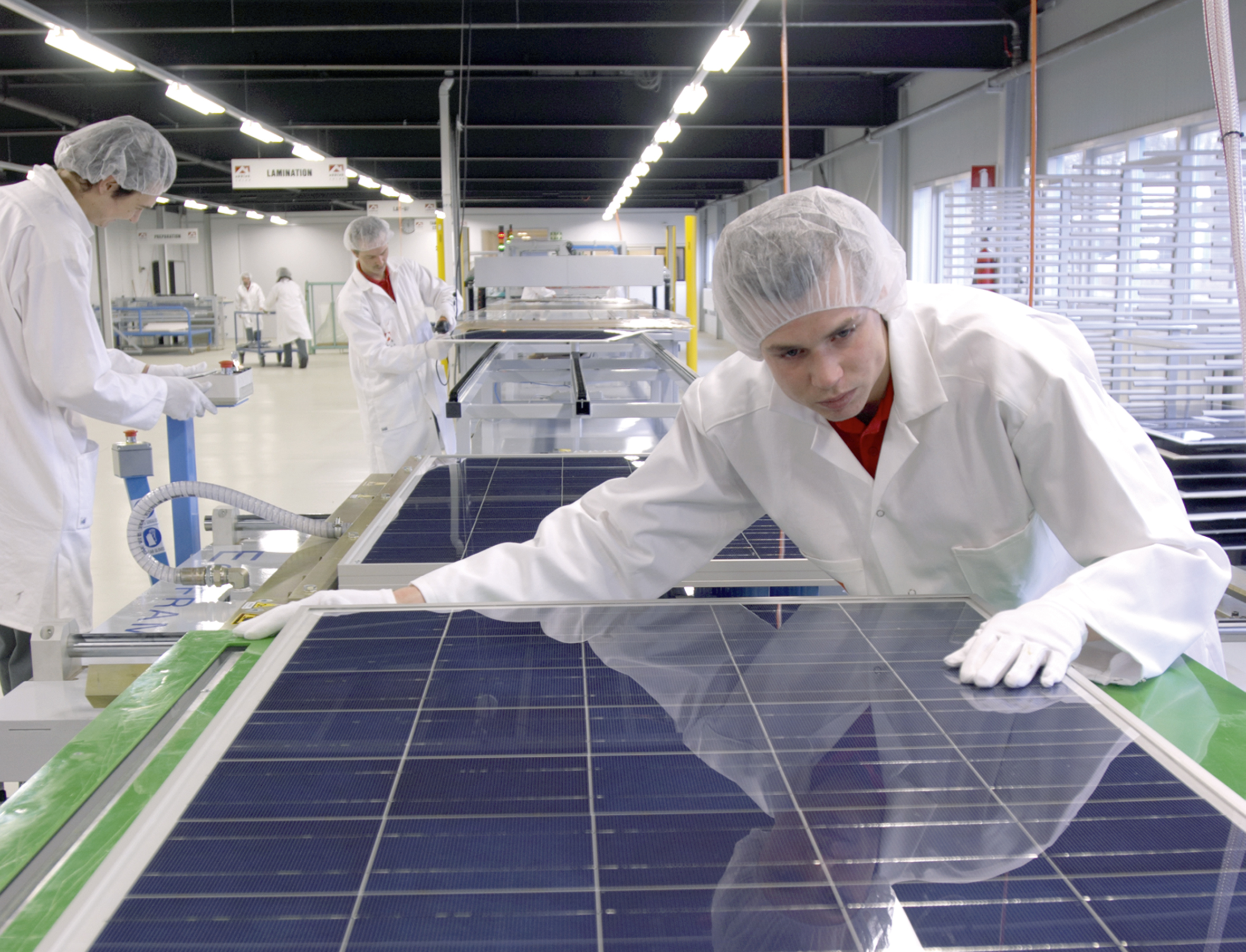 Dedicated module assembly capacity expansions announced in March reached over 4.38GW, up from 3.7GW in the previous month.