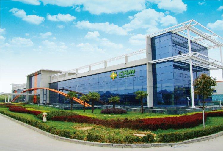 The JV - CSUN Solar MEA FZC - will be 60% owned by CSUN. Image: CSUN.