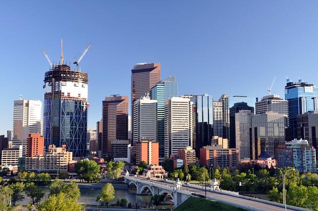 Calgary, Alberta. Source: Flickr, Abdallah
