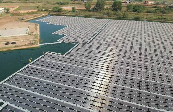 News on Cambodia follows Shell's purchase last December of a 49% stake in Cleantech Solar (Credit: Cleantech Solar)