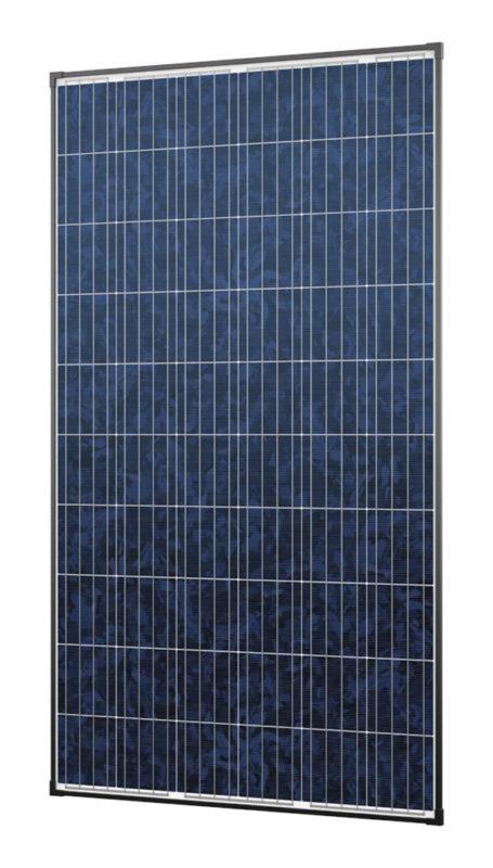 Canadian Solar's Diamond CS6X-P-FG module is a 72-cell double-glass module.