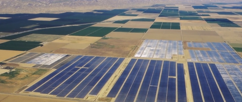 Canadian Solar has signed an Operations & Maintenance (O&M) agreement with Axium Infinity Solar LP for eight PV projects that have a combined generation capacity of 105.5MW. Image: Canadian Solar