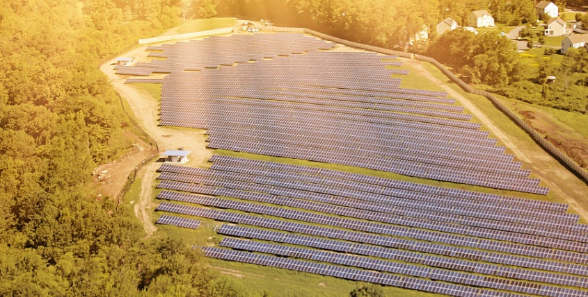 The sequential decrease in gross margin was said to be primarily due to the low margin associated with the 309MWp of U.S. solar power plants sold in the quarter. Image: Canadian Solar