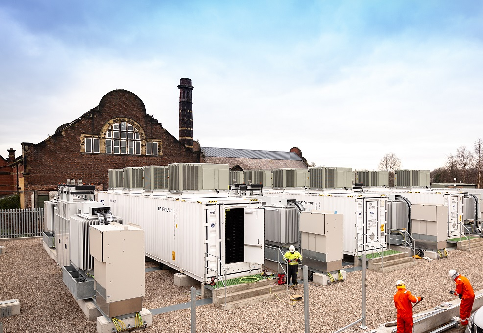 Ørsted's US foray comes after its first standalone battery storage project went live in January (Credit: Ørsted)