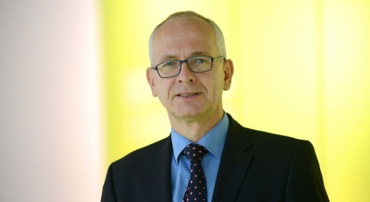 Walter Bornscheuer, the new head of Solarwatt's product management comes from Viessmann. Source: Solarwatt