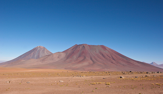 The Atacama Desert. Image credit: Danielle Perreira