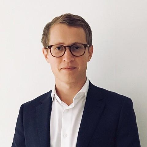 Christoffer Falsen, CFO and co-founder of Trine. Credit: Trine/Daystar