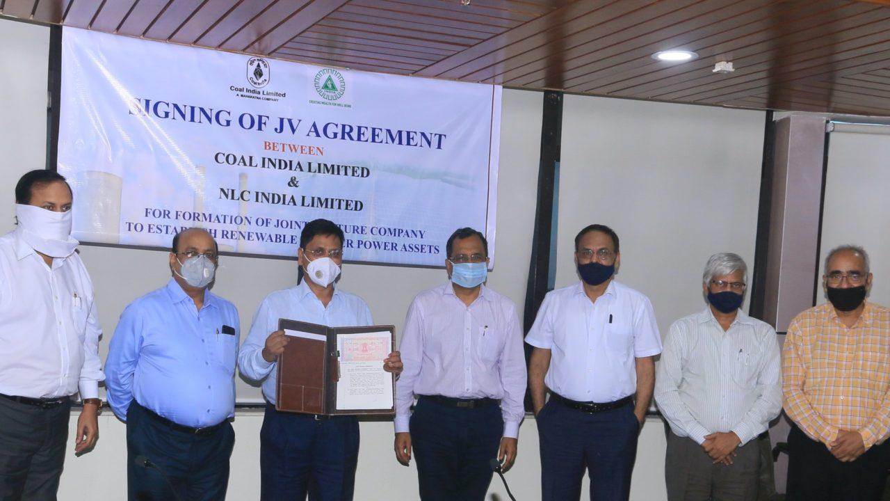 Image: Coal India.