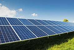The solar panels used in the development of the installation will be installed in August, while the total project is expected to be completed in 2018. Image: Iberdrola