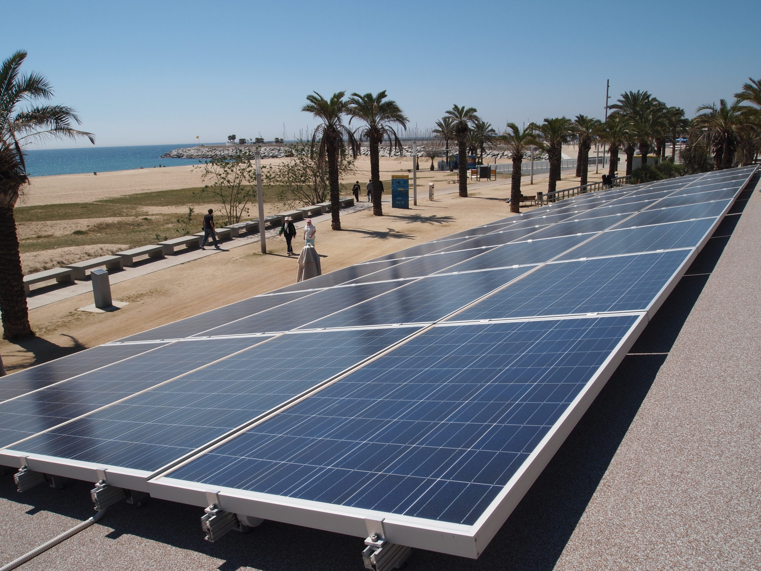 GTM Research noted that Spain has 3.9GW of contracts through August, which should be grid connected between 2018 and 2019. Image: Conergy