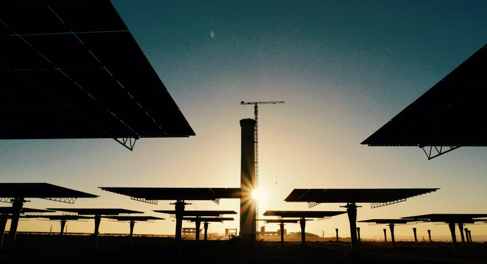 MASEN's move for a PV-CSP hybrid follows work on CSP- and PV-only projects (Credit: MASEN)