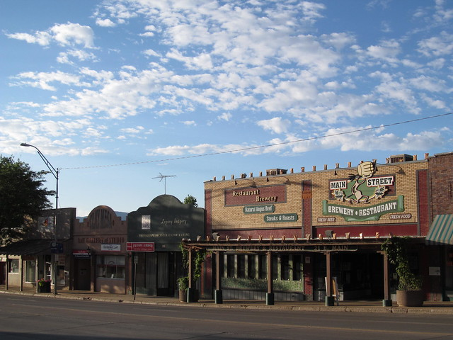 Cortez, Montezuma County, Colorado. Source: Doug Kerr, Flickr