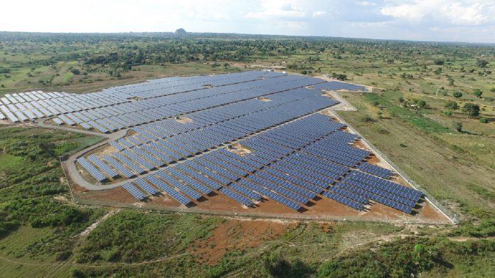 The new 10MW facility will generate clean, low-carbon, sustainable electricity to 40,000 homes, schools and businesses in the Soroti District. Source: APO