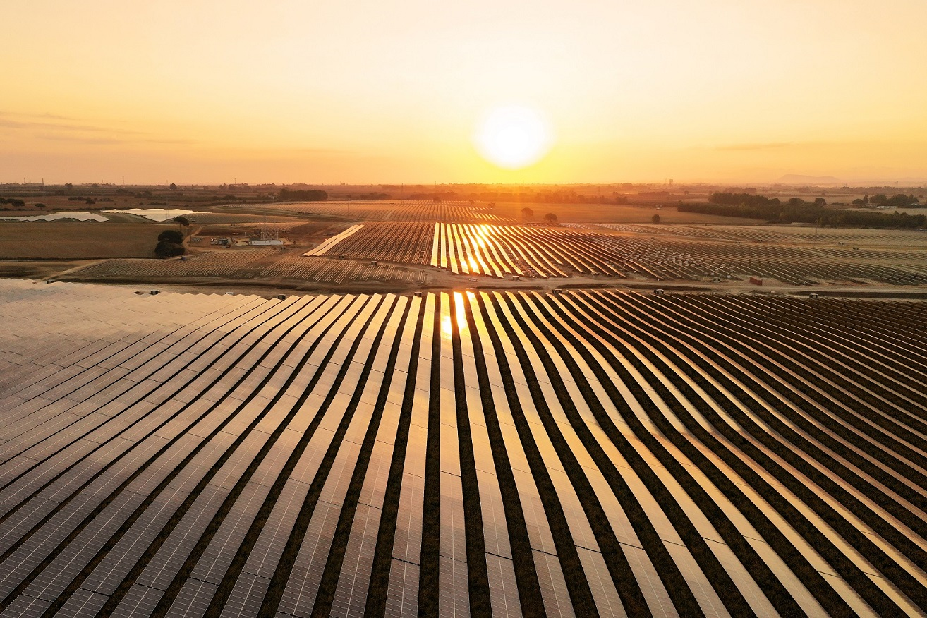 BayWa's renewable funding boost comes after it delivered Spain's 175MW Don Rodrigo, a landmark project for subsidy-free PV solar (Credit: BayWa r.e.)