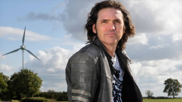Ecotricity founder Dales Vince. Source: Ecotricity.