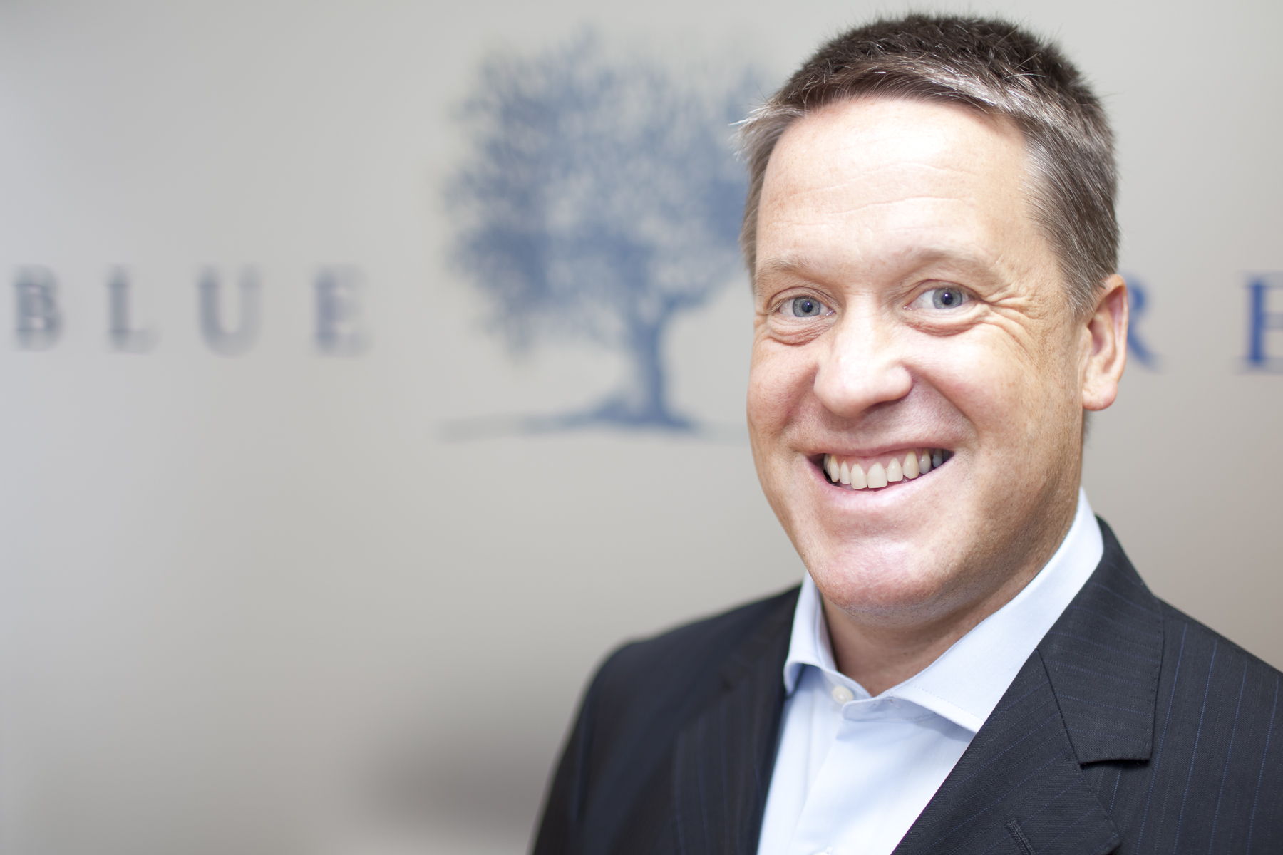 Desmond Colbourne, Blue Tree Asset Management's new vice president of global accounts. Source: Blue Tree Asset Management