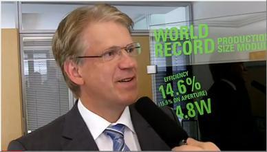 Group boss Dieter Manz.