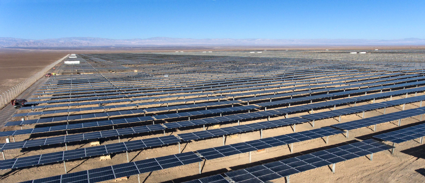These PV projects from X-Elio have a combined generation capacity of 311MW and are developed in the provinces of Albacete, Almeria and Murcia. Image: Eiffage