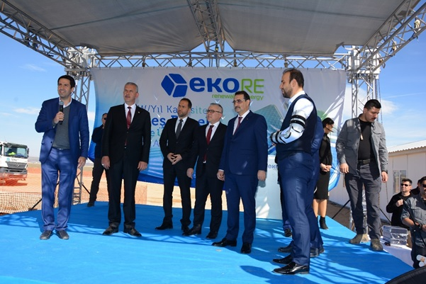 Turkey-based renewables firm EkoRE has broken ground on the world's first vertically integrated heterojunction (HJT) module factory in Turkey with an expected initial nameplate capacity of 1GW. Image: EkoRE