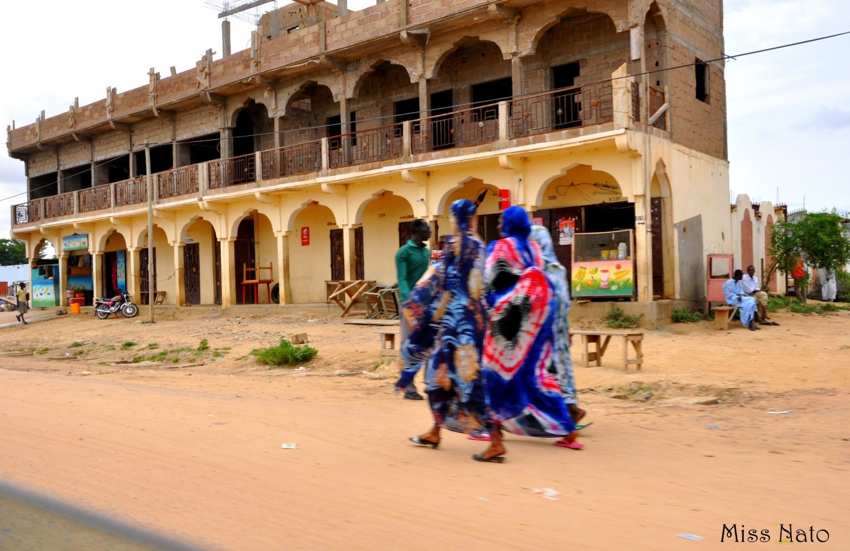 N'Djaména, Chad's capital. Source: Flickr, Eliane Madji Netoingar