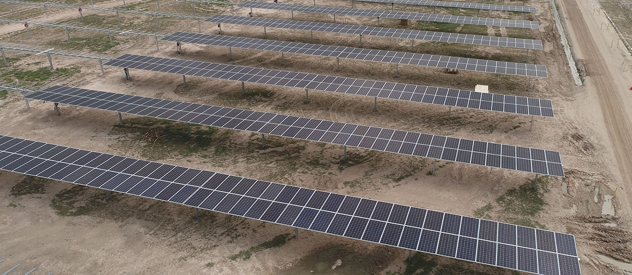 Colombia's auction push comes as utility-scale projects, including Enel's 86.2MW El Paso, make significant strides (Credit: Enel)