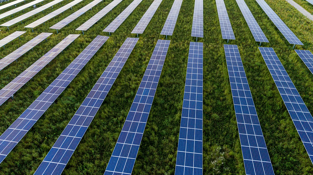 Enel Green Power's 150MW Aurora distributed solar plant in Minnesota. Image: Enel Green Power.