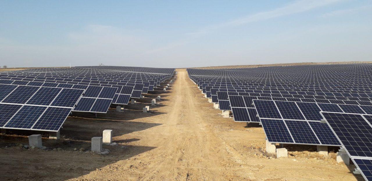 The Escallonilla Norte y Sur solar farm, part of Foresight's existing Spanish PV portfolio. Image: Foresight Group.