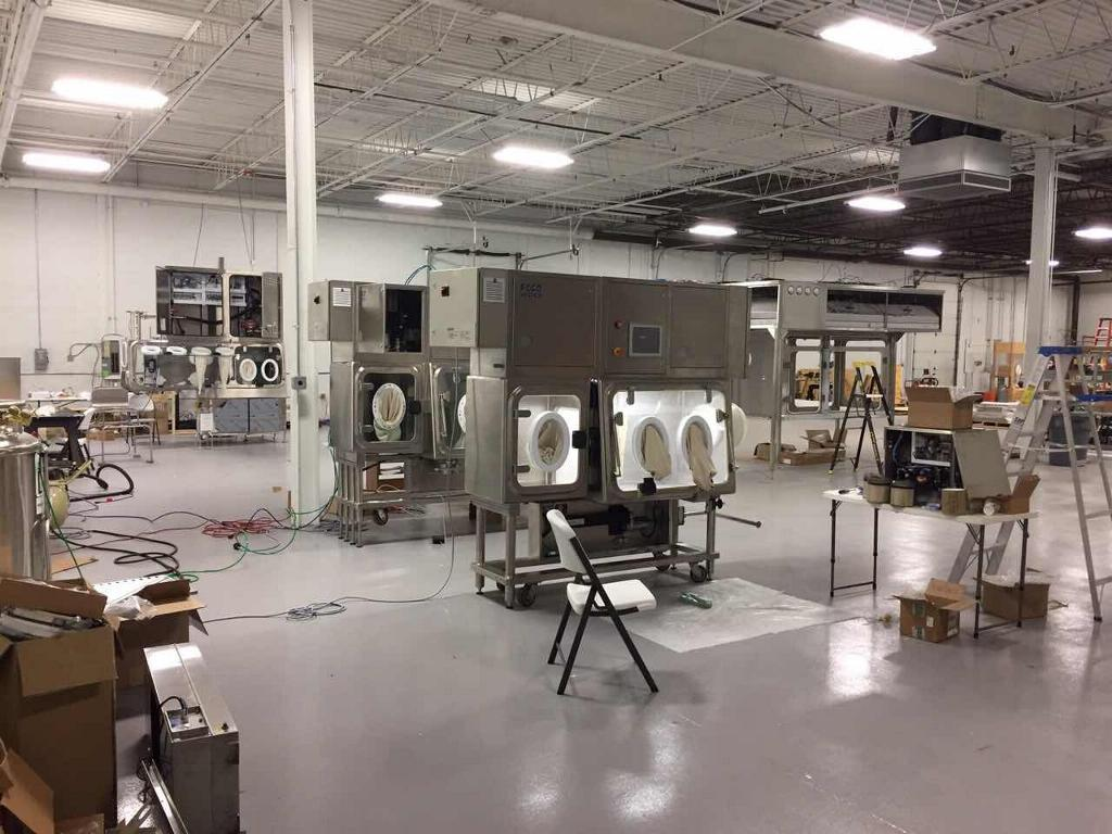 Inside the Esco Technologies offices in St. Louis. Source: Esco Technologies LinkedIn