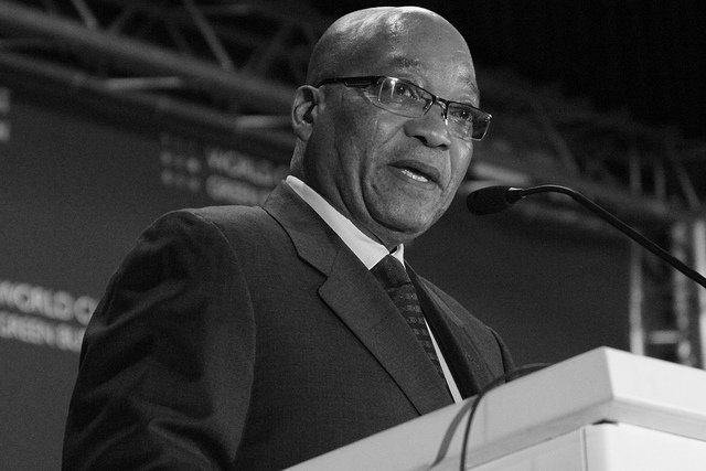 The industry is hopeful that Zuma's address will mean that Eskom indeed does resume signing PPAs under the REIPPPP. Source: Flickr/Linh Do