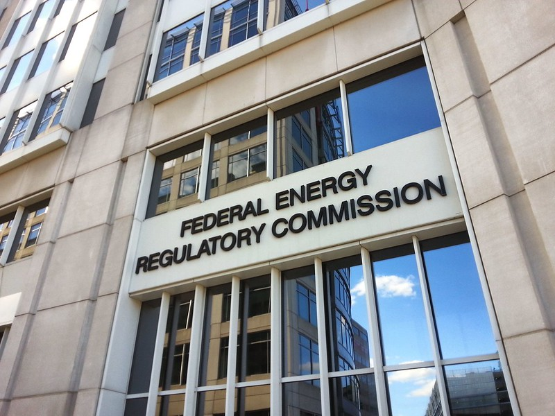 Offices of the Federal Energy Regulatory Commission in the US. Credit: Ryan McKnight/Flickr.