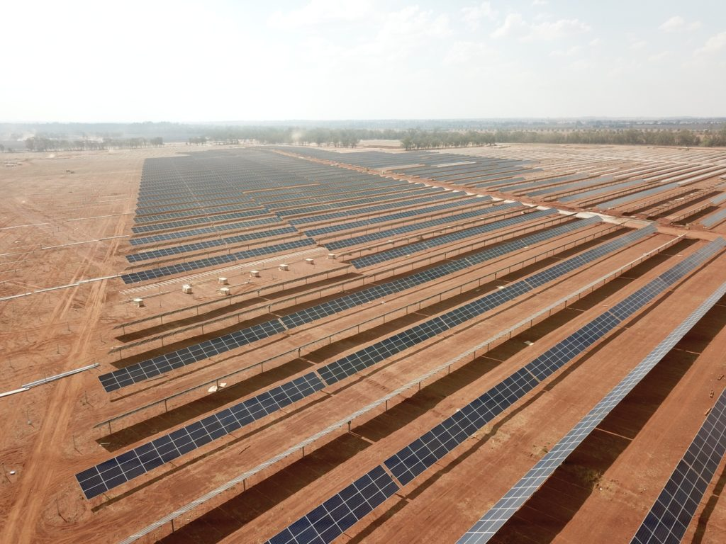This PPA will allow FRV to deliver PV power generated from the 90MW Sebastopol Solar Farm in the Australian state of New South Wales, Australia. Image: FRV