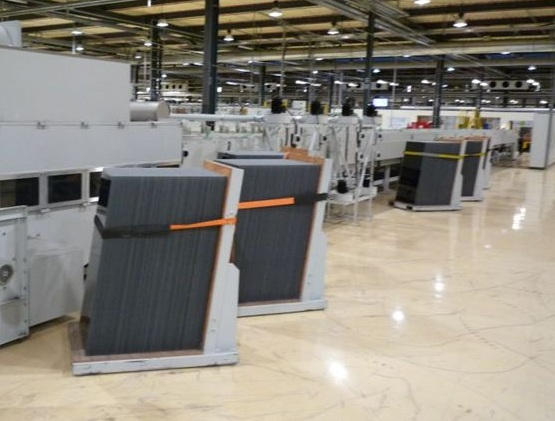 The case, titled Smilovits v. First Solar, Inc., et al related to claims of false and misleading statements regarding the company's financial performance and prospects, after announcing a major restructuring plan, including two manufacturing plant closures in Frankfurt (Oder), Germany and idling four production lines in Kulim, Malaysia in April 2012. Image: First Solar
