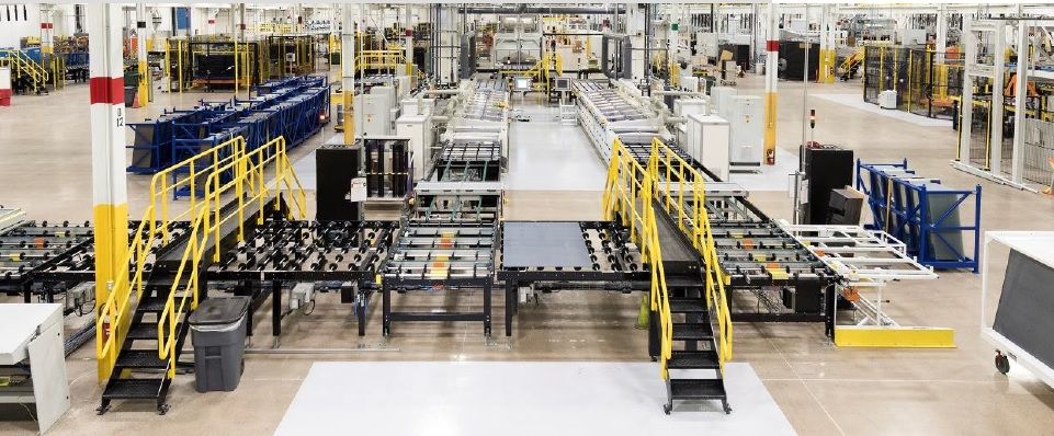 The Ohio Series 6 Factory 1 is also the principle hub for technology and productivity development and copy smart migration to all S6 factories. Image: First Solar