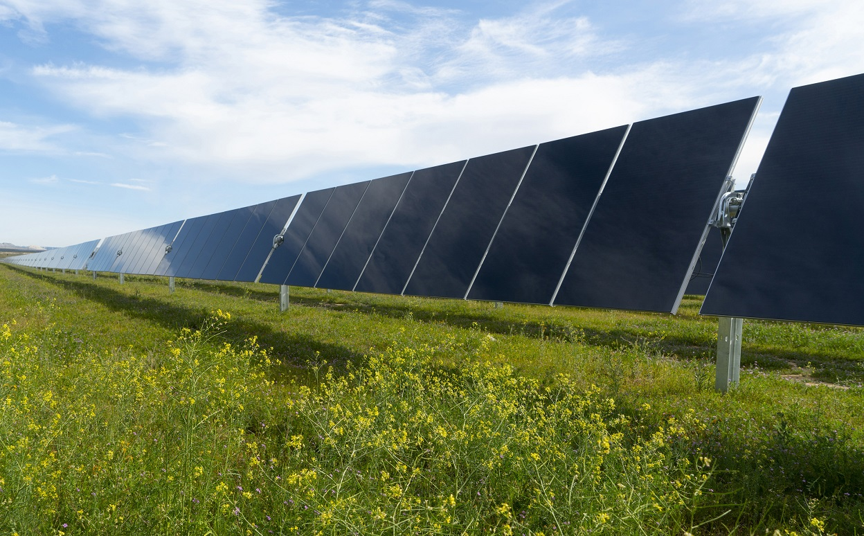The Series 6 modules will power solar projects ranging from 50MW to 200MW. Image: First Solar.