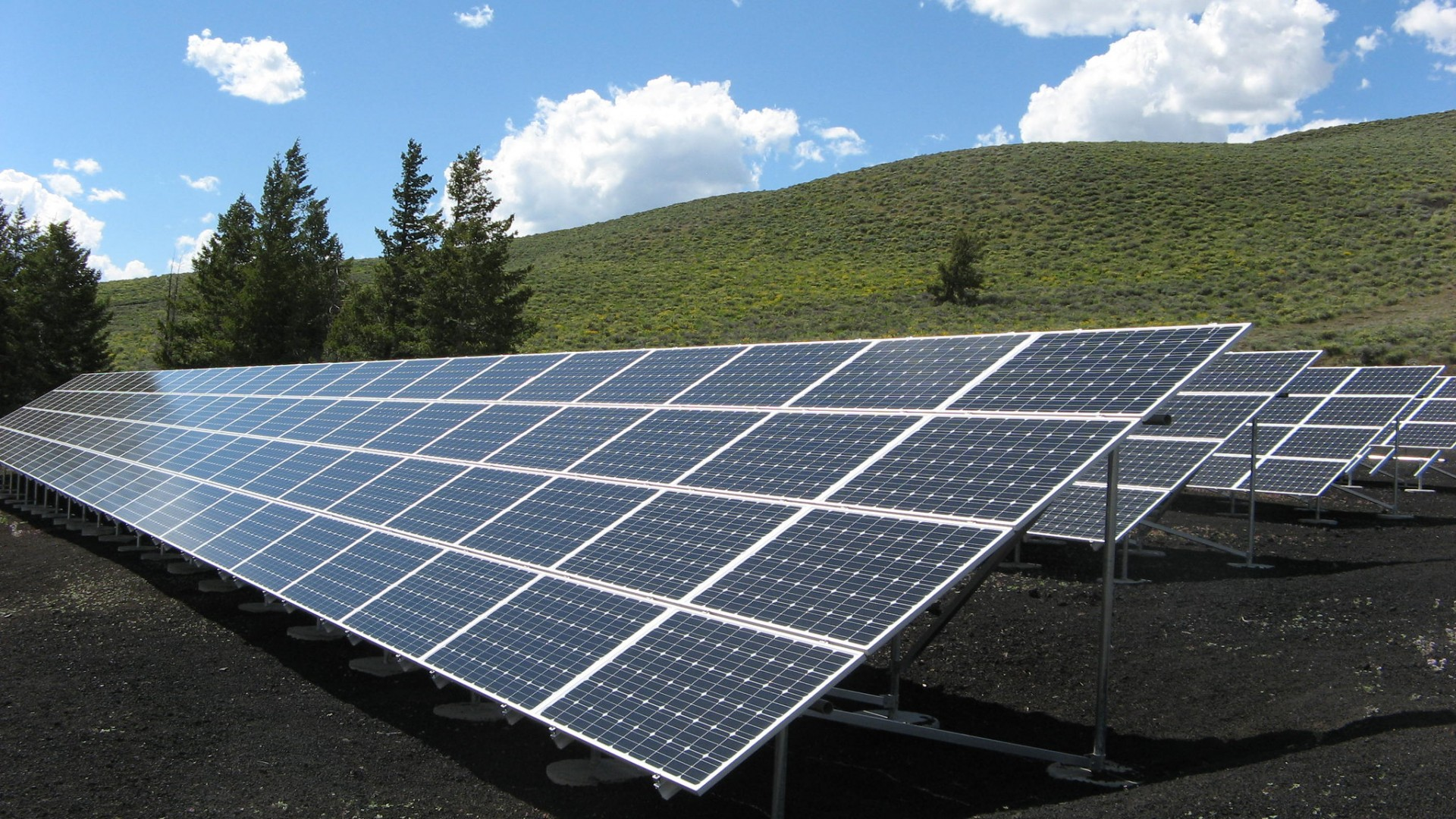 Once completed, the Florida Municipal Solar Project will generate enough clean energy to power 45,000 typical Florida homes. Image: Flickr - NPS Climate Change Response