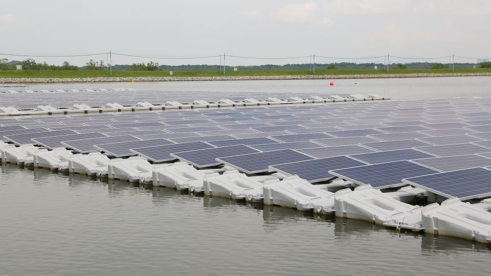 JSW Solar is also focusing on rooftop and ground-mount solar. Credit: NUS