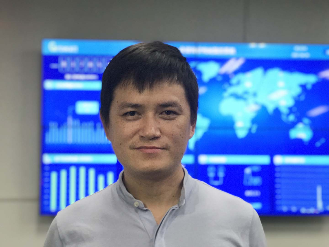 Frank Qiao Sales Director at Growatt New Energy