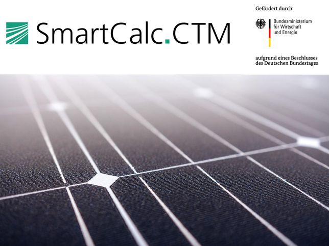 Heckert Solar noted that its had been involved in the software project since 2016 achieved initial results with a performance increase of around 0.5% for its modules. Image: Fraunhofer ISE