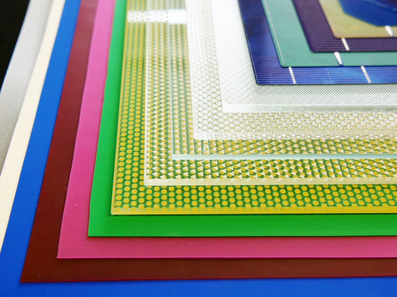 The Fraunhofer Institute for Solar Energy Systems ISE has teamed with PV manufacturing equipment specialist, SCHMID Group on lower cost BIPV modules that could reduce production costs by as much as 35%. Image: SCHMID