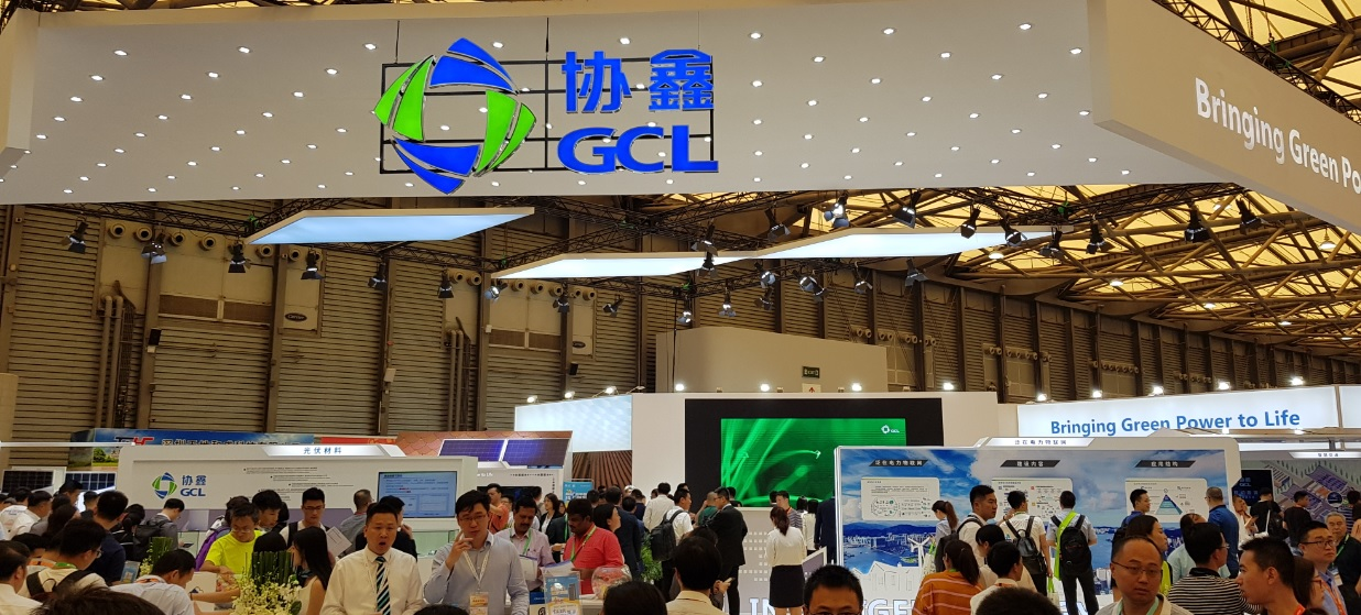 GCL System Integration Technology Co (GCL-SI) has cancelled plans to build a 2.5GW 'Shingled' (cell) module assembly plant in Funing, Hebei Province, China and shift the project to its recently started 60GW module manufacturing hub in Hefei. Image: PV Tech