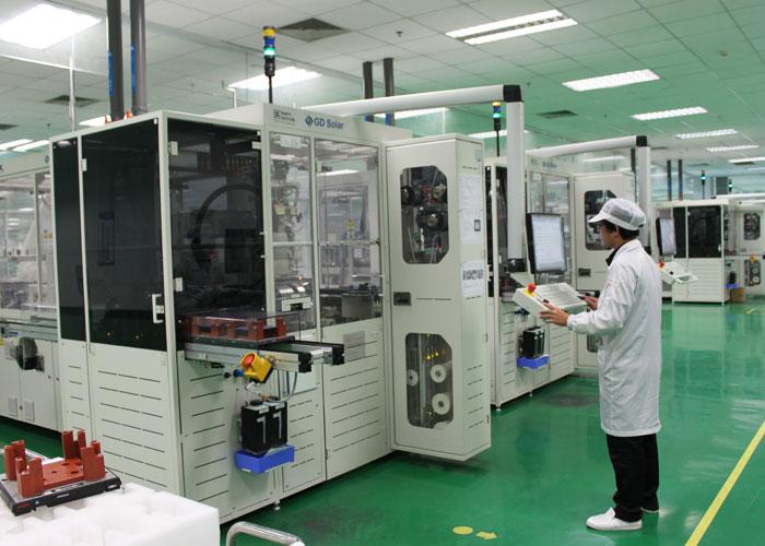 Image: GD Solar: GD Solar shutting down 640MW of production line capacity