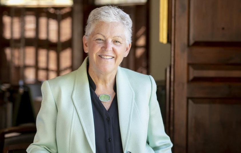Former EPA administrator Gina McCarthy will serve as the US' first national climate advisor. Image: Build Back Better.