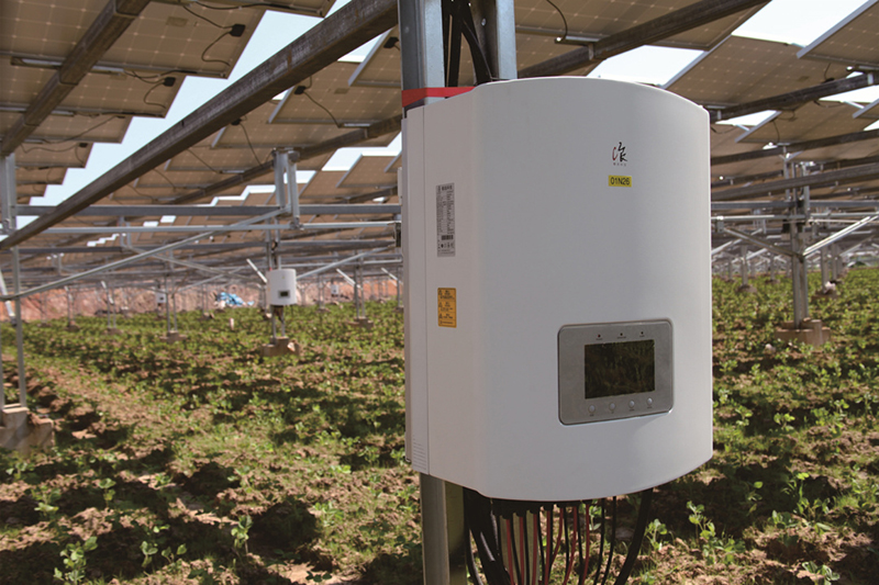 With the introduction of high-power string inverter models above 200kW, and the technological breakthrough of 1500V string inverters, means further market gains are expected, according to the company. Image: Ginlong Solis