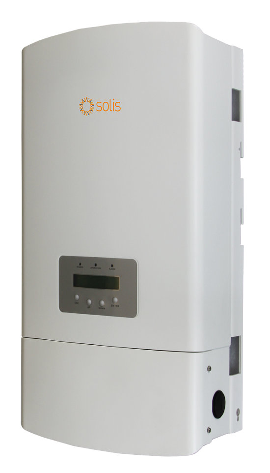 Ginlong Solis inverters were the first inverters 3rd party tested by DNV GL PVEL. Image: Ginlong
