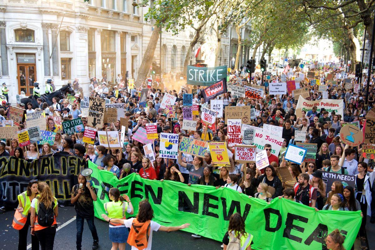 Image: Gareth Morris/Extinction Rebellion.