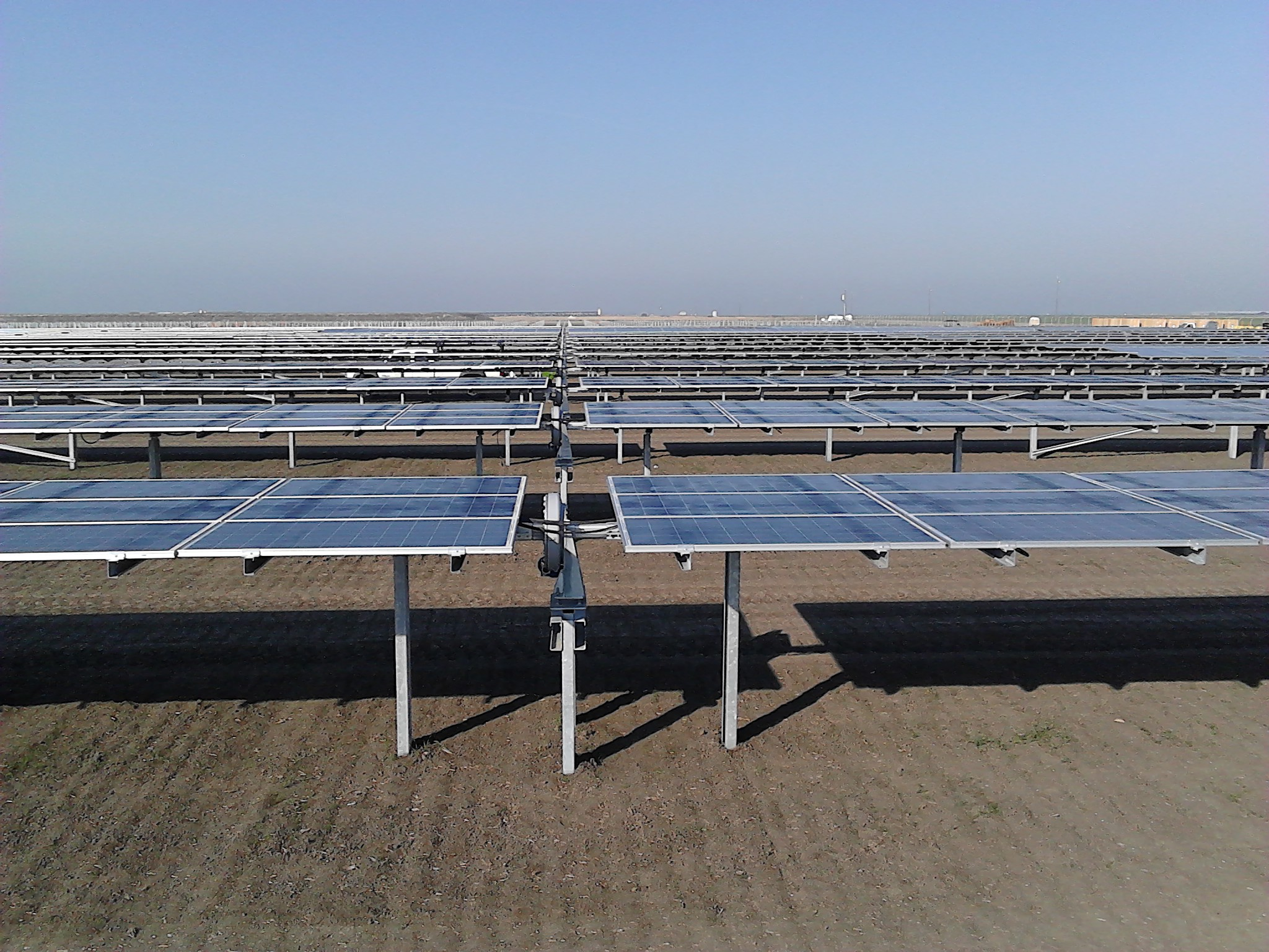NCLAVE is scheduled to install 600MW of PV installations going forward. Image: Grupo Clavijo