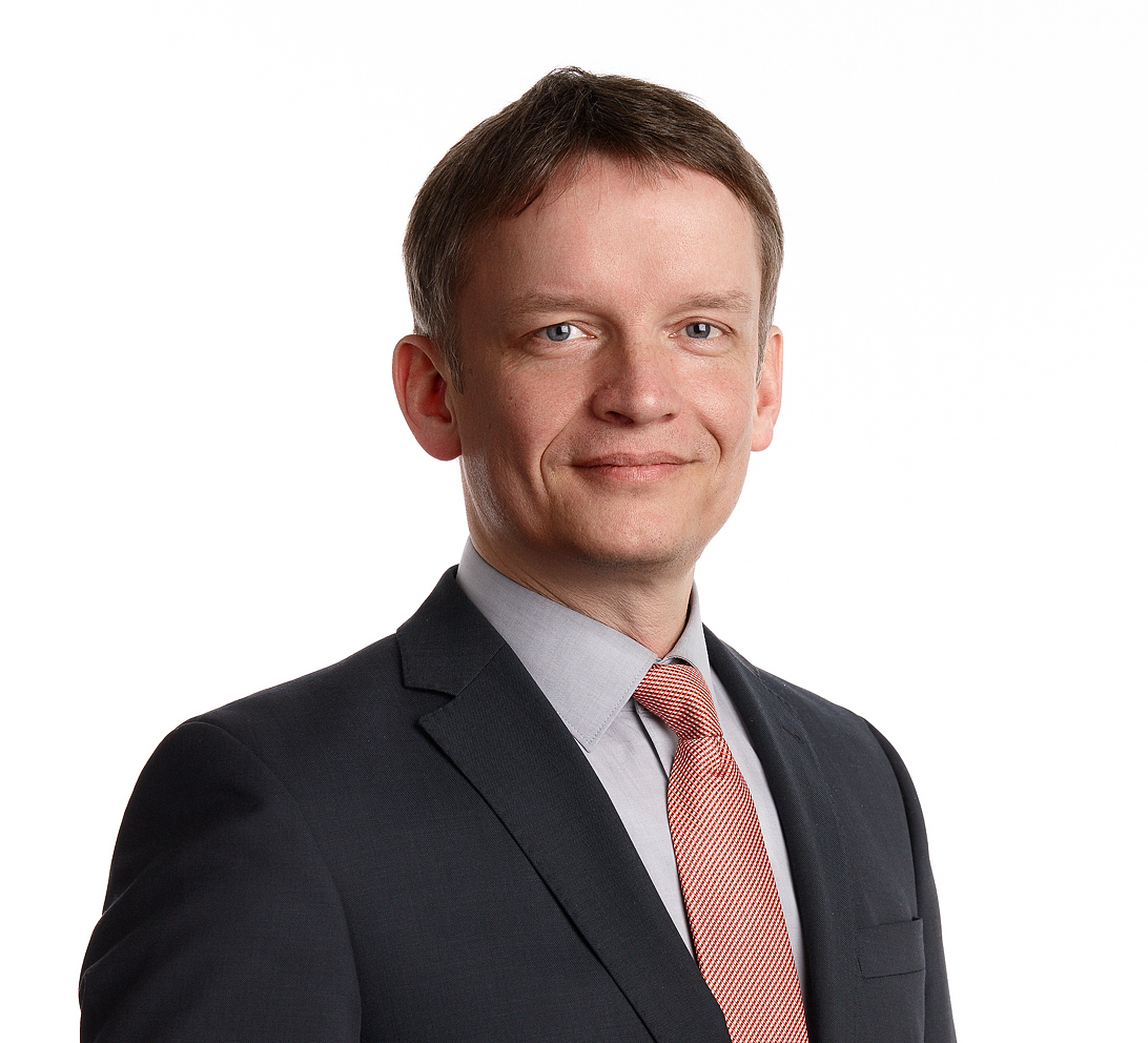 PV-Tech's head of research and Chair of PV CellTech, Dr, Finlay Colville discussed with Gunter Erfurt, the CEO of Meyer Burger, some of the major changes at the company in 2020. Image: Meyer Burger