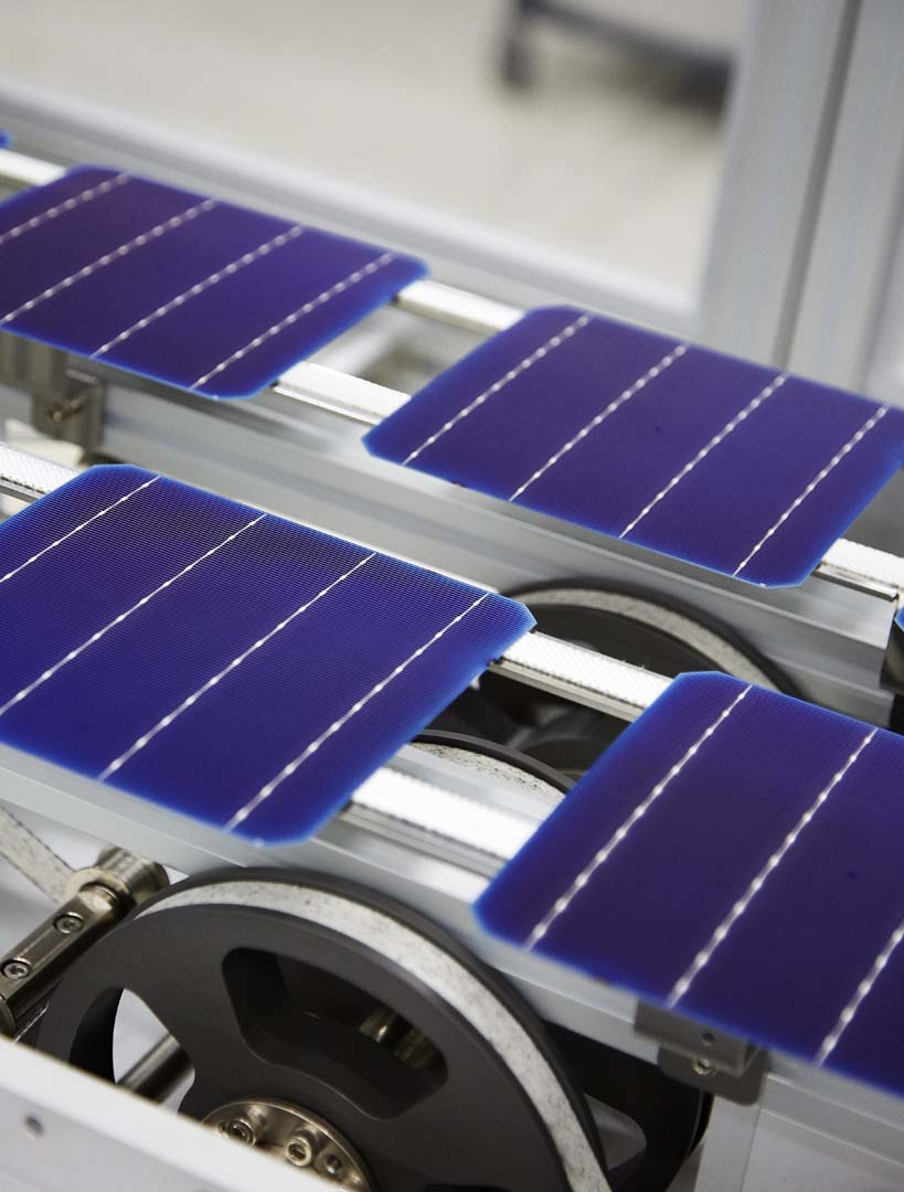 AST has teamed with with the Solar Energy Research Institute of Singapore (SERIS), which has strong expertise in HJ R&D.