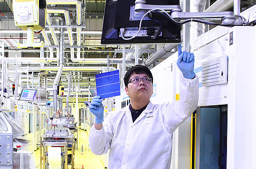 Hanwha Q CELLS is allocating only US$50 million to capital expenditures in 2017. Image: Hanwha Q CELLS