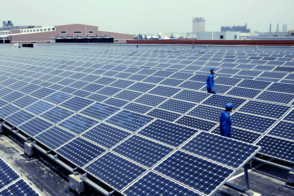 The modules are scheduled to be delivered in the fourth quarter of 2015. Image: Hanwha Q CELLS